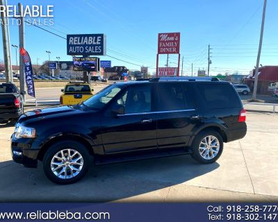 Used 2016 Ford Expedition 4WD 4dr Limited