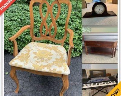 Webster Moving Online Auction - Phillips Road