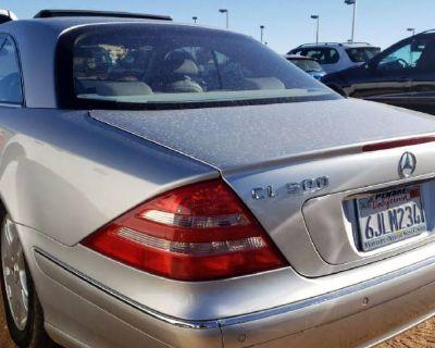 2002 Mercedes-Benz CL CL 500