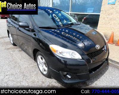 Used 2009 Toyota Matrix 5dr Wgn Auto S FWD (Natl)