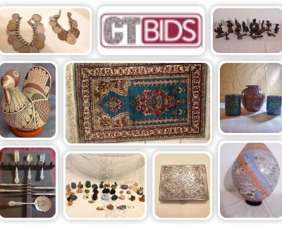 CARING TRANSITIONS DEL WEBB #2 IN-HOME ONLINE AUCTION / ENDS 09-07 / PICKUP 09-107 9AM TO 12PM