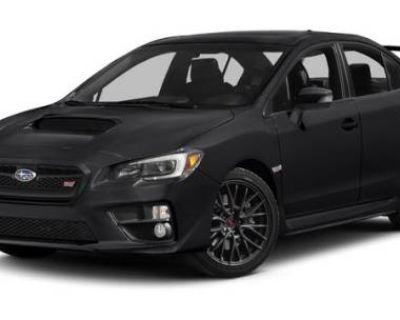 2015 Subaru WRX STI Limited