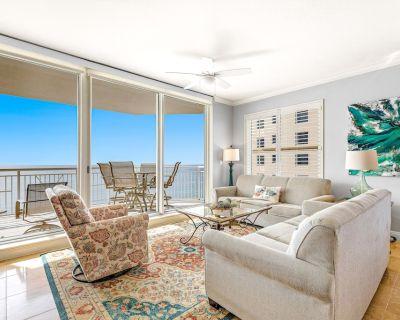 18th Floor Cozy, Beachfront Condo w/ Amazing Views, Steps To Dining - Perdido Key