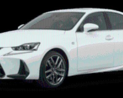 2020 Lexus IS IS 350 F Sport RWD