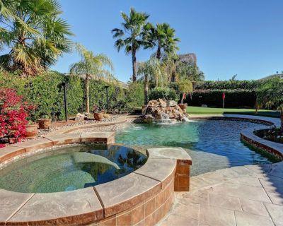Spectacular Palm Desert Oasis - 3 Bed/3.5 Bath Pool/Spa/Putting Green - Palm Desert