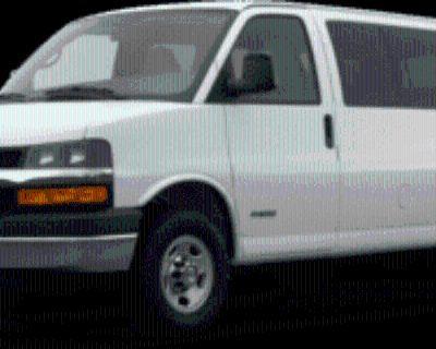 2007 Chevrolet Express Passenger Base
