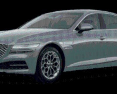 2021 Genesis G80 2.5T