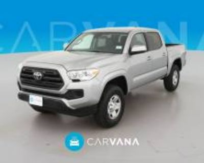 2019 Toyota Tacoma TRD Off Road Double Cab 5' Bed V6 4WD Manual