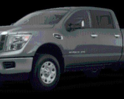 2018 Nissan Titan XD SV Crew Cab Gas 4WD