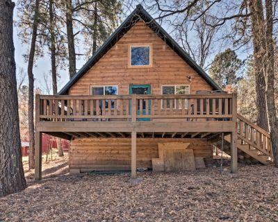 'sherwood Cabin' W/yard, 10 Mins to Ski Cloudcroft - Cloudcroft