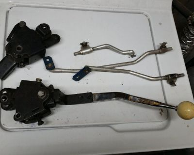 HURST 1968 72 CHEVY CHEVELLE COMPETITION PLUS 4 SPEED SHIFTER #3918014 MUNCIE