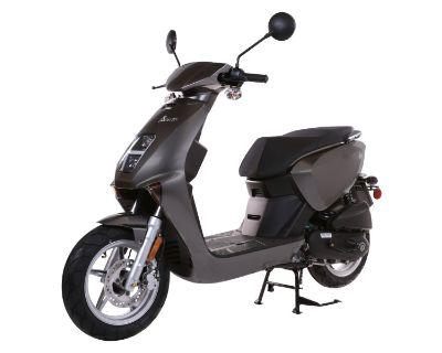 2021 Genuine Scooters Brio 50i Scooter Austin, MN