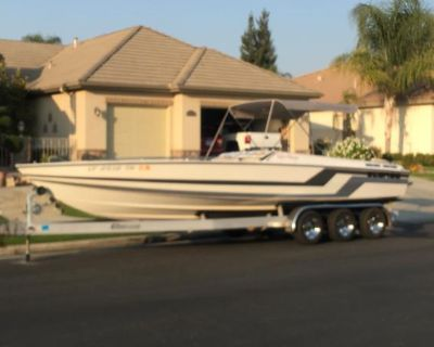 1986 Scarab 26' OFFSHORE