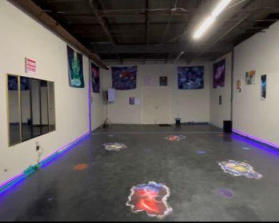 Intimate Event Studio with a Spacey Vibe, Atlanta, GA