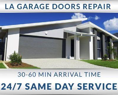 Emergency Gate Repair Service LA Within 30-60 Min