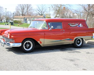 1958 Ford Courier