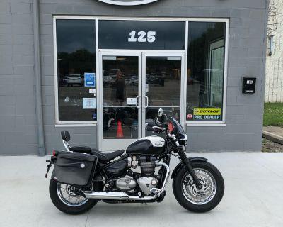 2018 Triumph Bonneville Speedmaster Cruiser Indianapolis, IN