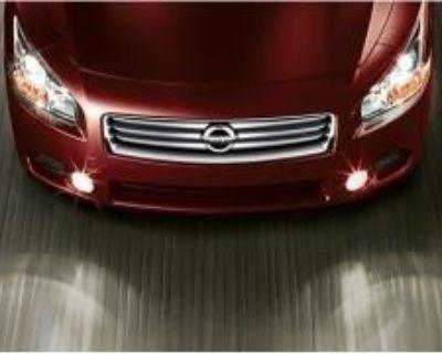 2011 Nissan Maxima Fog Light Kit Without Factory Headlights Genuine Oem New