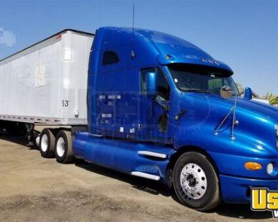 2009 Kenworth T2000 Sleeper Cab Semi Truck 475hp Cummins ISX