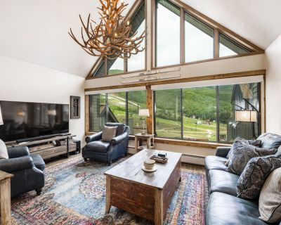 Large, Luxurious Ski In Ski Out Condo With Tons of Amenities at PCMR - Park City