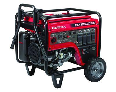 Honda Power Equipment EM6500SX with CO-MINDER Generators Leland, MS
