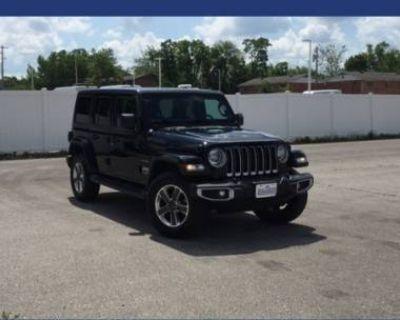 2020 Jeep Wrangler North Edition