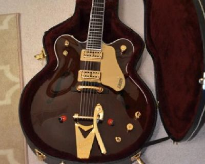 Gretsch Professional G6122-1962 Chet Atkins Country Gentleman Electric Guitar