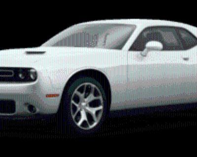 2016 Dodge Challenger SXT Plus