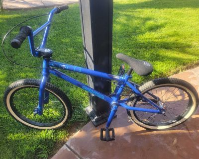Mongoose Mode 720 Freestyle Bike