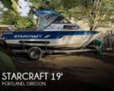 19 foot Starcraft Islander 191