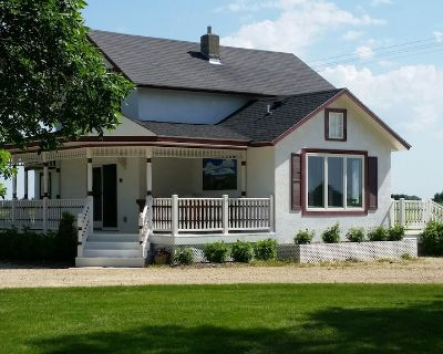 Jim's Farm House @ Ibling's Family Farm - Red Rock