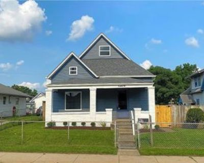 1209 S State Ave, Indianapolis, IN 46203 3 Bedroom House