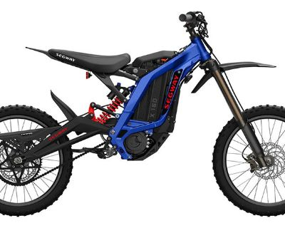 2021 Segway Dirt eBike X160 E-Bikes Pinehurst, ID