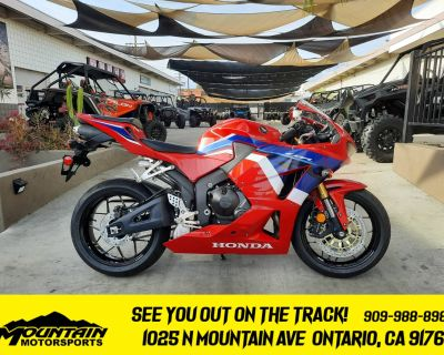 2021 Honda CBR600RR Supersport Ontario, CA