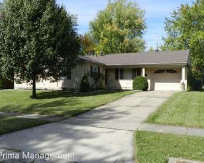 6441 Larcomb Dr, Huber Heights, OH 45424 4 Bedroom House