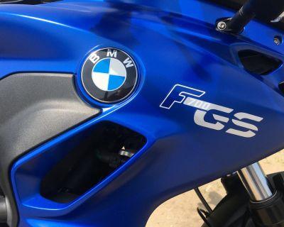 2015 BMW F 700 GS