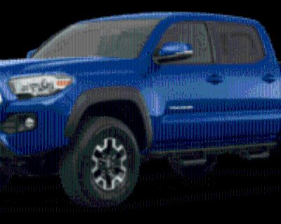 2016 Toyota Tacoma TRD Sport Double Cab 5' Bed V6 4WD Manual