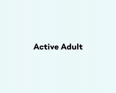 Active Adult