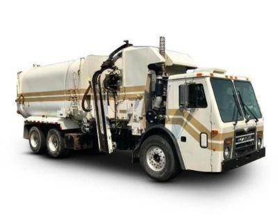 2012 MACK LE SERIES Garbage, Sanitation Trucks Heavy Duty