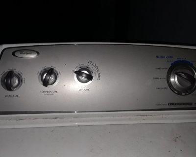Whirpool washing machine for pars
