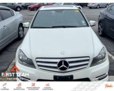 2012 Mercedes-Benz C-Class C 300 4MATIC Sport Sedan
