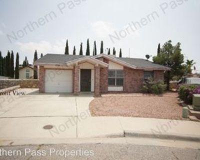 1732 Covey Way, El Paso, TX 79936 3 Bedroom House