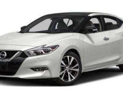 2017 Nissan Maxima 3.5 Platinum