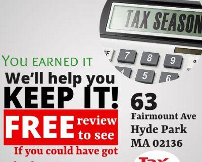 Tax Services Near Hyde Park Massachusetts | TAX PRO America