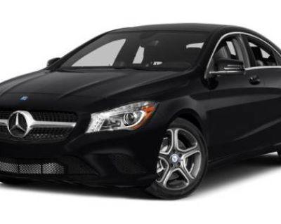2015 Mercedes-Benz CLA CLA 250