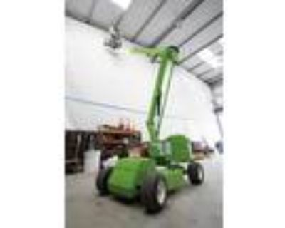 2019 NiftyLift HR12N Articulated Boom