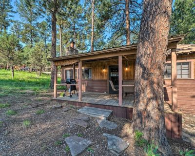 NEW! Peace & Privacy in the Woods <1 Mi to Midtown - Ruidoso