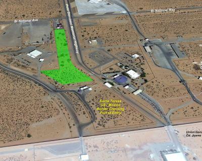 4.84 Acres Adjacent to Santa Teresa