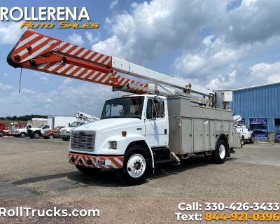 Used 1996 Freightliner FL80 Bucket Truck
