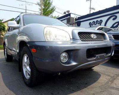 2004 Hyundai Santa Fe 4dr GLS 2WD Auto 2.7L V6